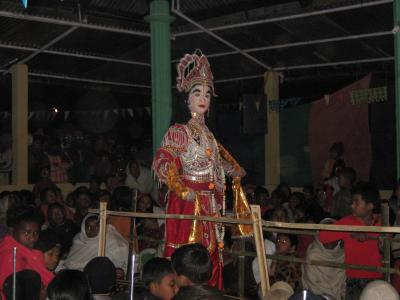 Bhaona - Traditional Form Of Assamese Entertainment
