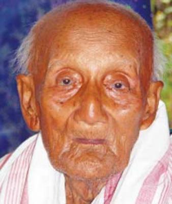 Vaishnav Pandit Sonaram Chutia