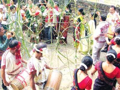 Ali Aye Ligang - A Festival Of Mishings Society