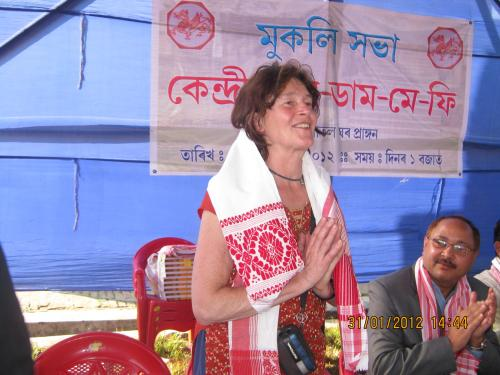 Me-dam Me-phi  celebartion in Sivasagar, Assam