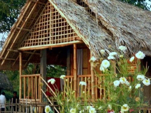 Tai phakey eco camp hornbill cottage