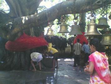 Tilinga Mandir (bell Temple)