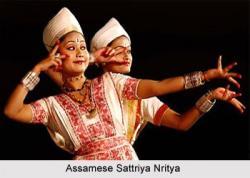 Assamese Sattriya Nritya