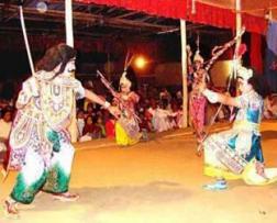 Assamese Bhaona