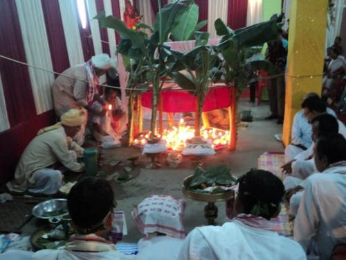 Chaklang - Traditional Ahom Marriage
