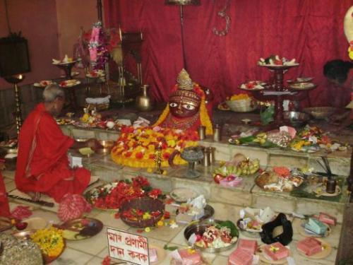 Mahamaya Temple Or Mahamaya Than Dhubri