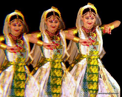 Sattriya Nritya or Sattriya Dance