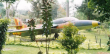 Fighter plane in tezpur cold park