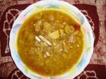 Pork With Bamboo Shoot Or Baah Gajor Gahori
