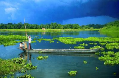 Majuli The River Island