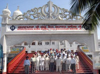 Gurdwara Sri Guru Teg Bahadur Sahib, Dhubri
